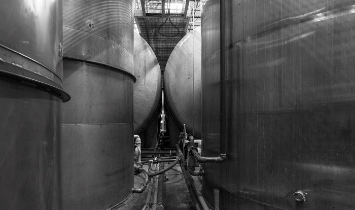 Georgia Storage and Blending Tanks